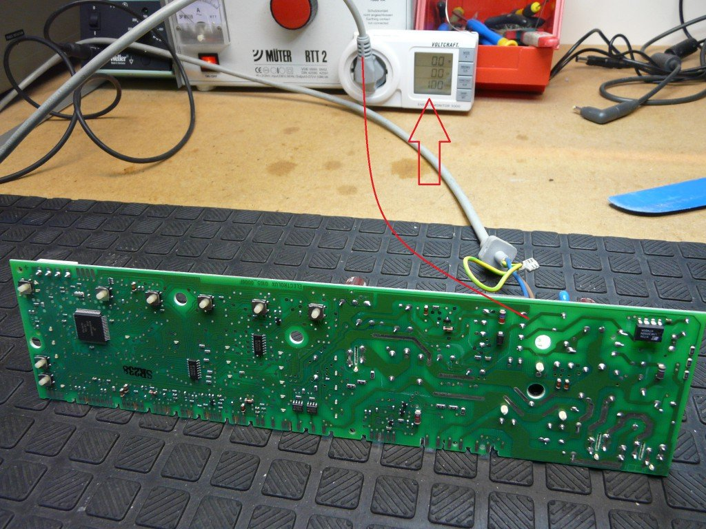 AKO 725725-00 Elux X32424470 Defekt, keine Funktion (5)