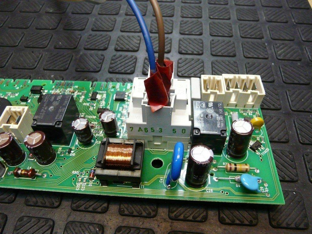 AKO 725725-00 Elux X32424470 Defekt, keine Funktion (6)