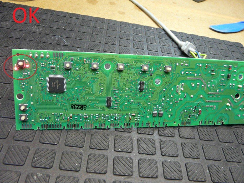 AKO 725725-00 Elux X32424470 Defekt, keine Funktion (8)