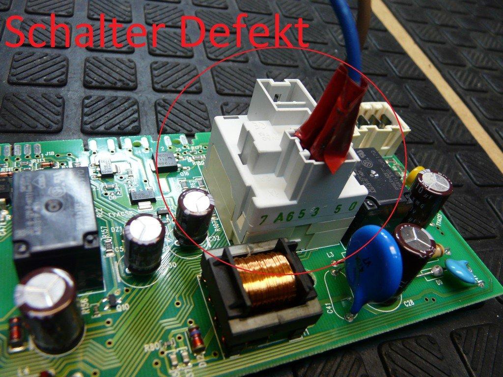 AKO 725725-00 Elux X32424470 Defekt, keine Funktion (9)
