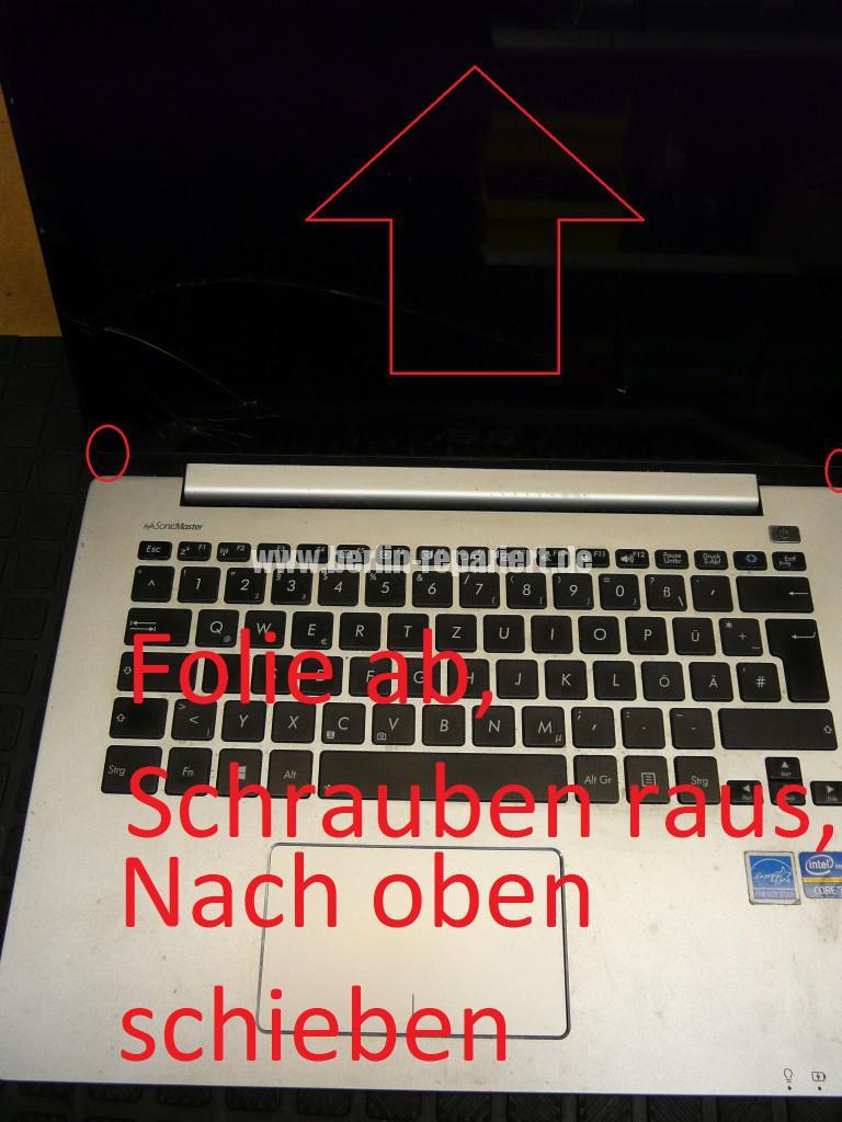 ASUS S300C, Digitizer defekt (1)
