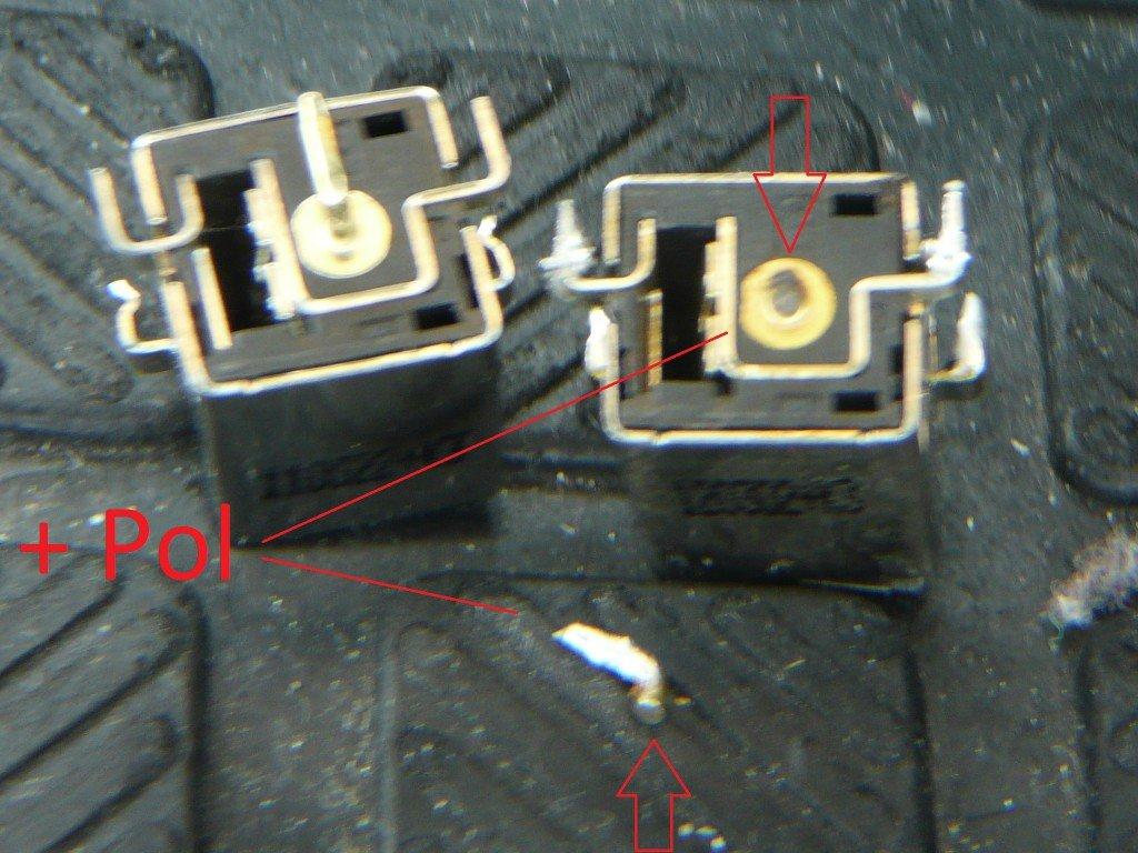 ASUS X53E Netzbuchse Defekt (12)