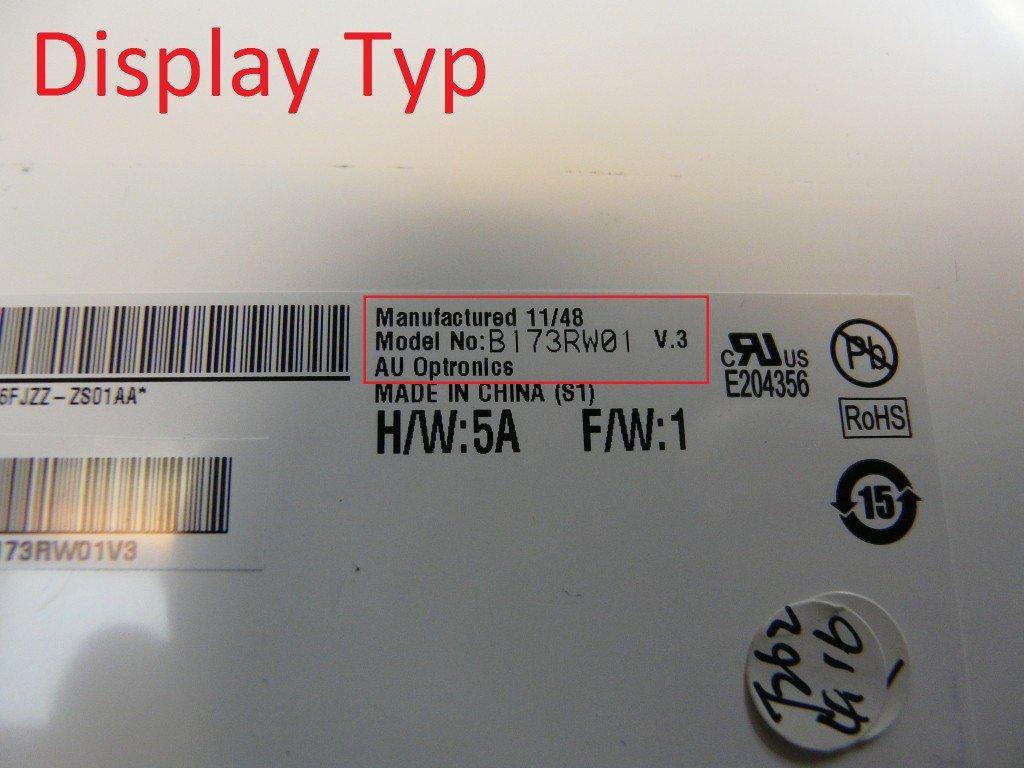 ASUS X73E Display Defekt Display Tauschen (10)