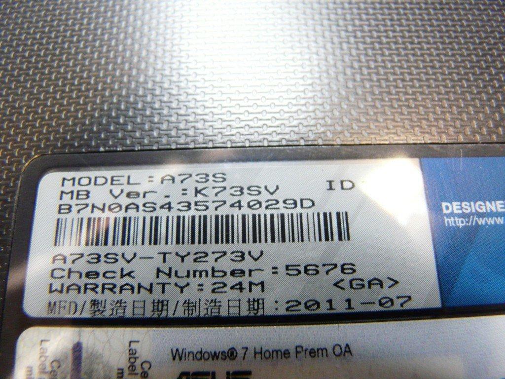 Asus A73S Netzbuchse defekt (11)