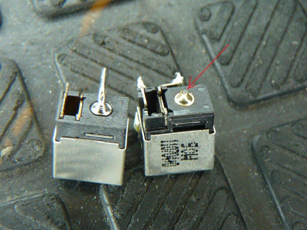 Asus A73S Netzbuchse defekt (12)