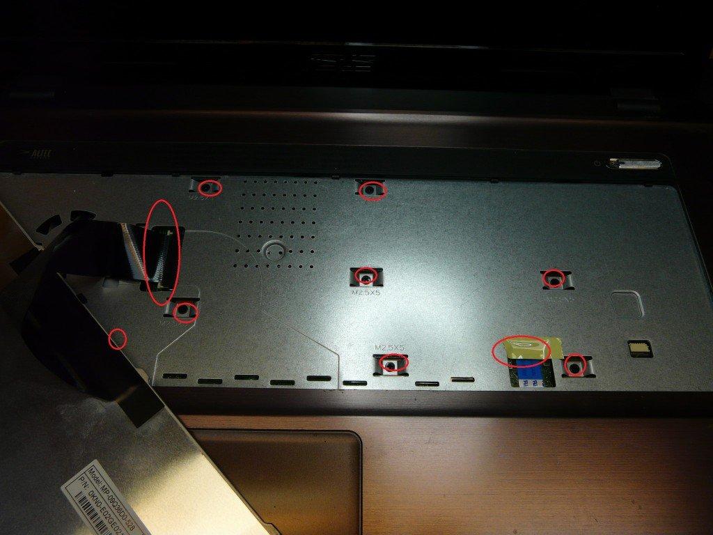 Asus A73S Netzbuchse defekt (5)