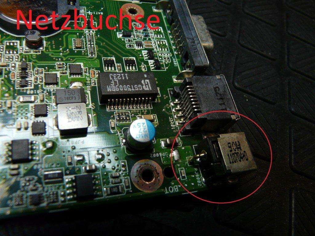 Asus A73S Netzbuchse defekt (8)