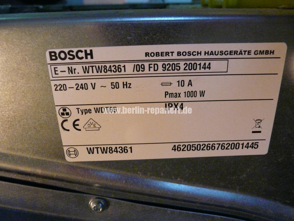 Bosch EcoMaxx 6 WTW84361, trocknet nicht  (4)
