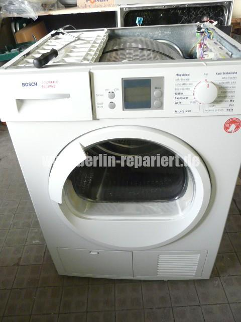 Bosch Logixx 6 WTS8651010 Pumpe defekt (1)