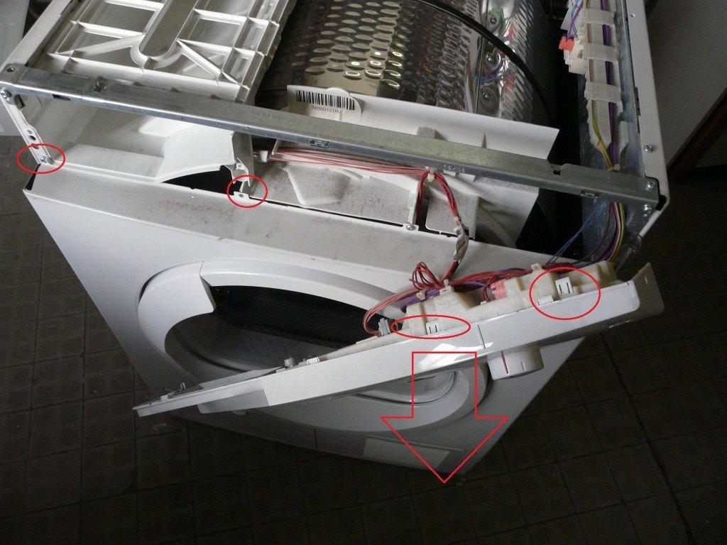 Bosch Logixx 6 WTS8651010 Pumpe defekt (3)