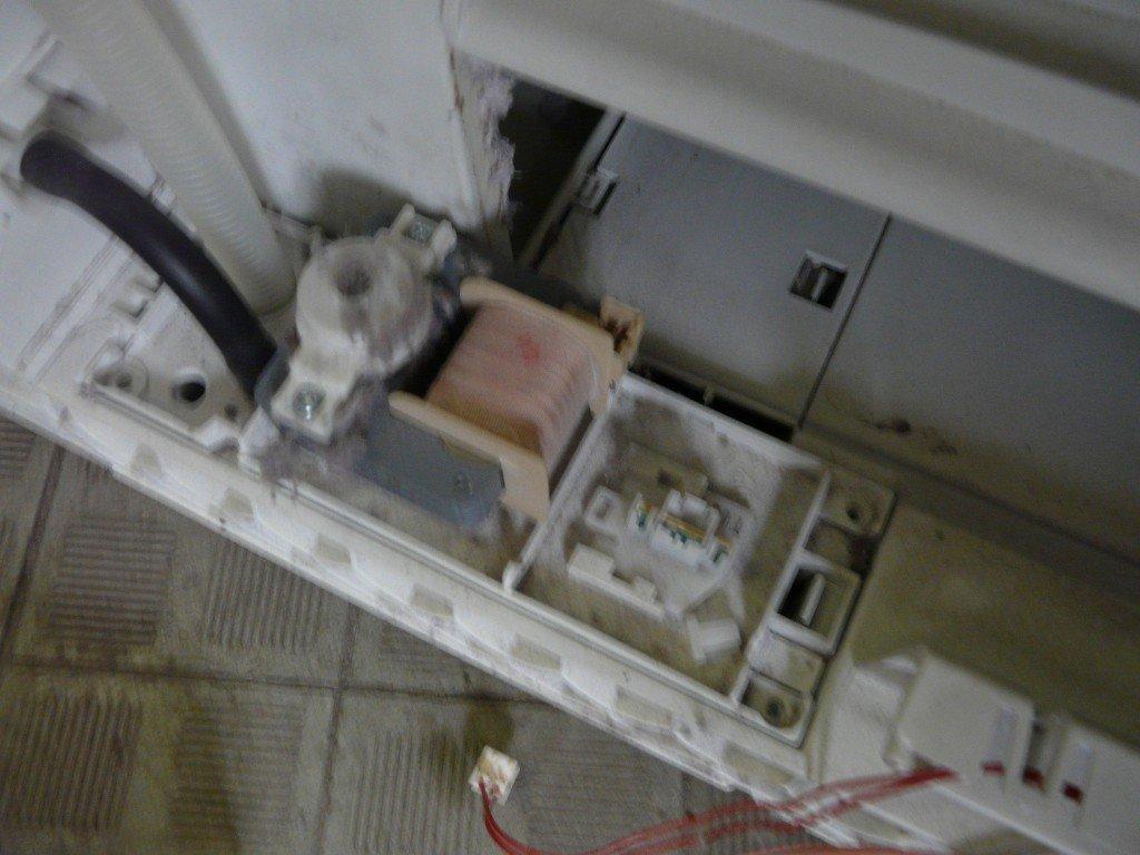 Bosch Logixx 6 WTS8651010 Pumpe defekt (6)