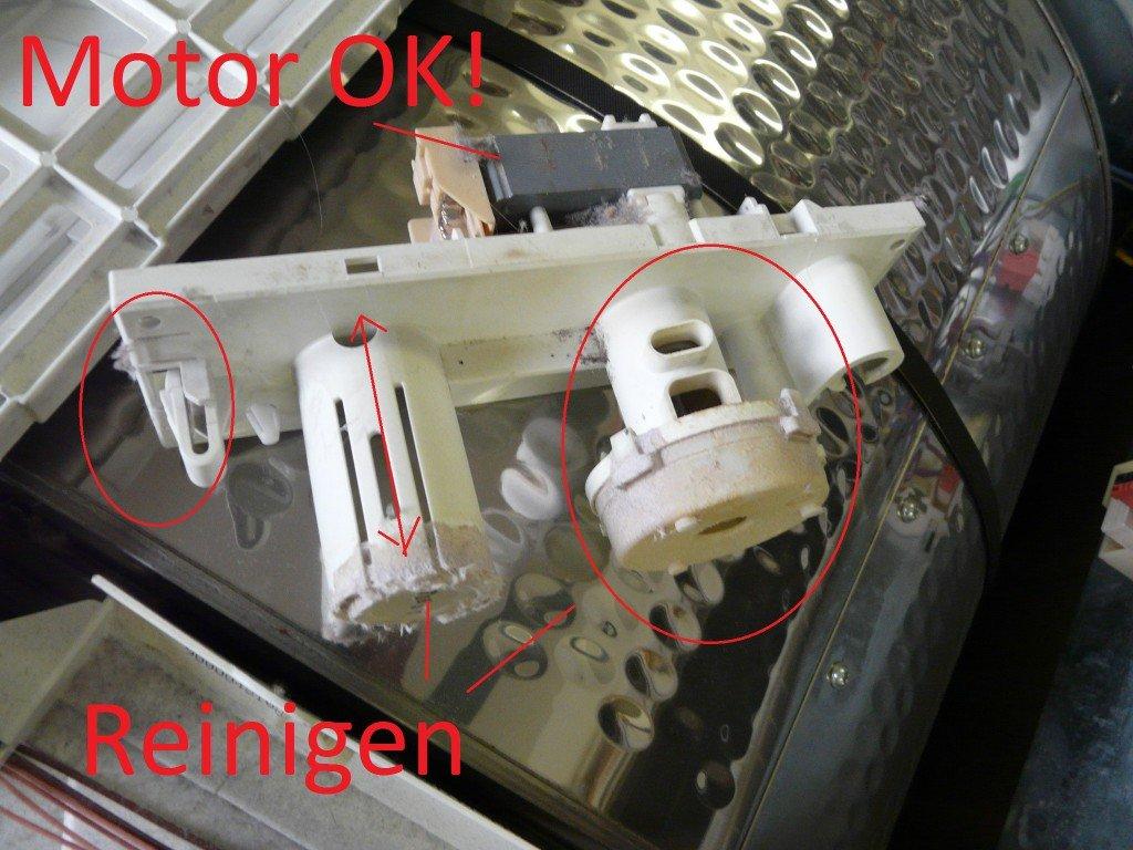 Bosch Logixx 6 WTS8651010 Pumpe defekt (7)