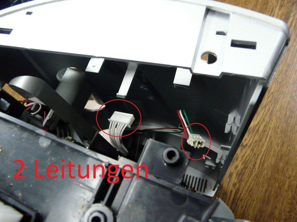 Bosch TES70151, geht aus (2)