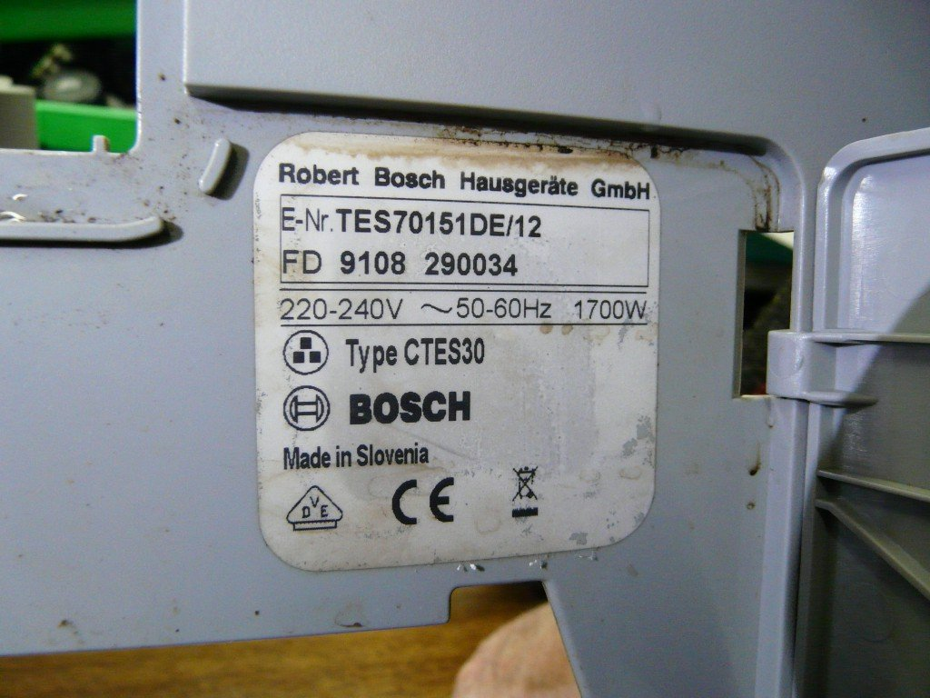 Bosch TES70151, geht aus (7)