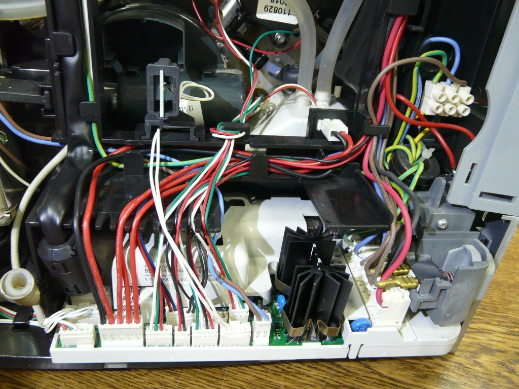 Bosch TES70151, geht aus (8)