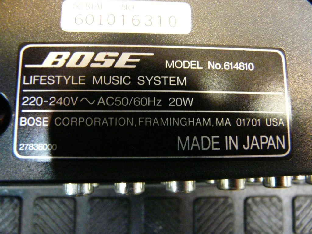 Bose Lifestyle 614810 (3)