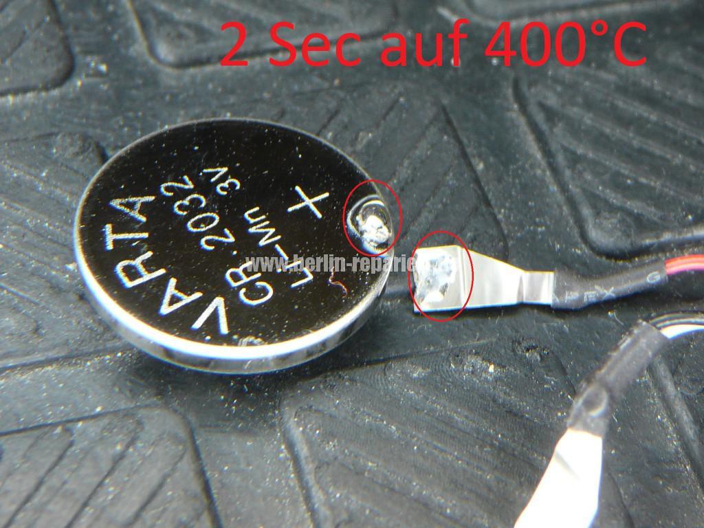 CMOS Batterie tauschen (2)