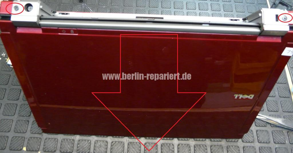 Dell Latitude E4200, Lüfter Defekt, CMOS Batterie (10)