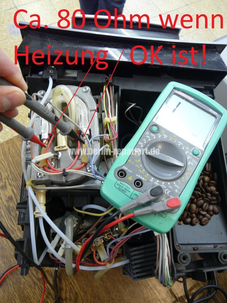 Boiler heizt nicht auf
