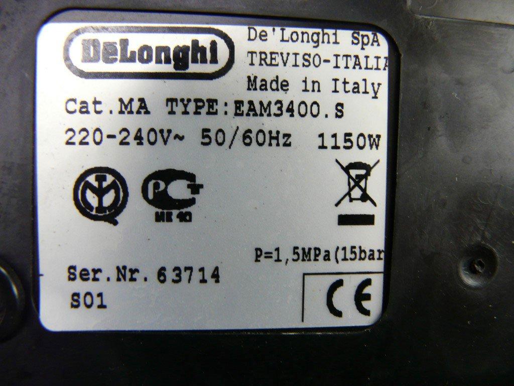 Delonghi ESAM3400 (5)