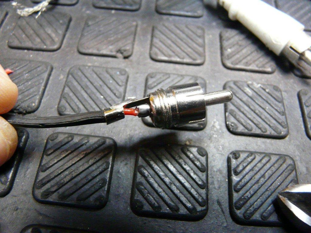 Dual 731Q Cinch Stecker (4)
