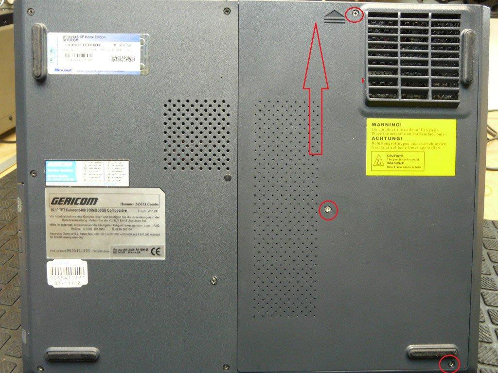 Gericom Hummer 2430XL (2)