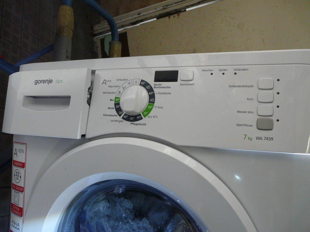 waschmaschine gorenje wa 7439 pumpt nicht ab. Black Bedroom Furniture Sets. Home Design Ideas