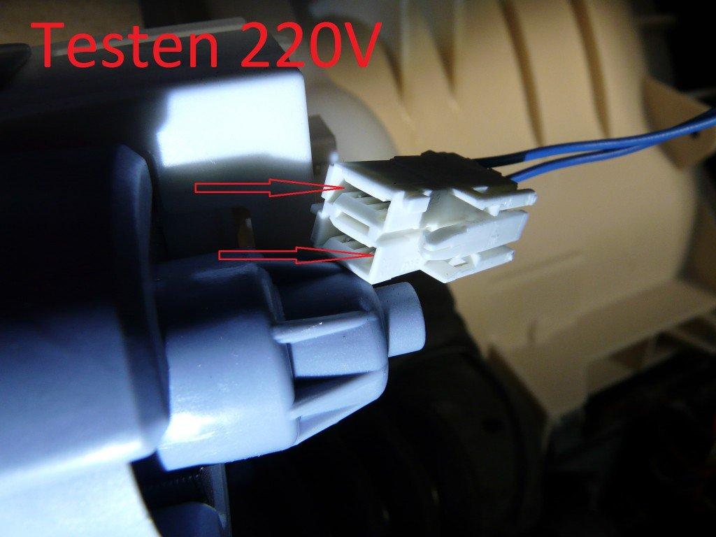 Gorenje WA 7439 Pumpt nicht (6)