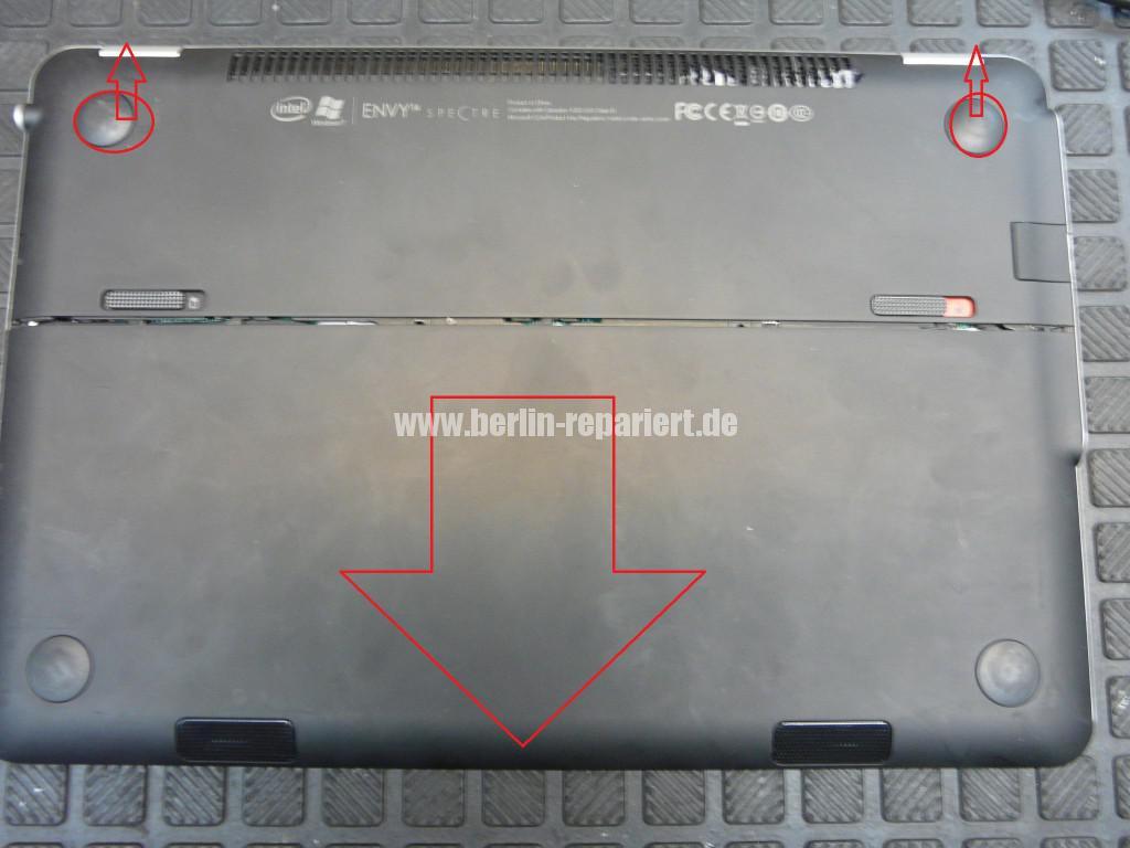 HP Spectre ENVY 14, Netzbuchse Defekt (2)