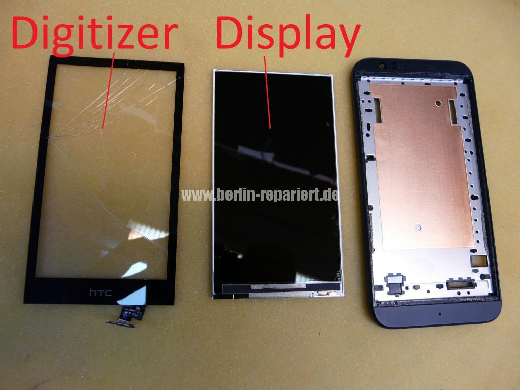 HTC Desire 510 Display Digitizer tauschen  (10)