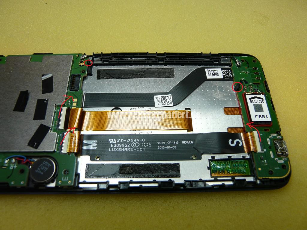HTC Desire 626, Display Defekt (6)