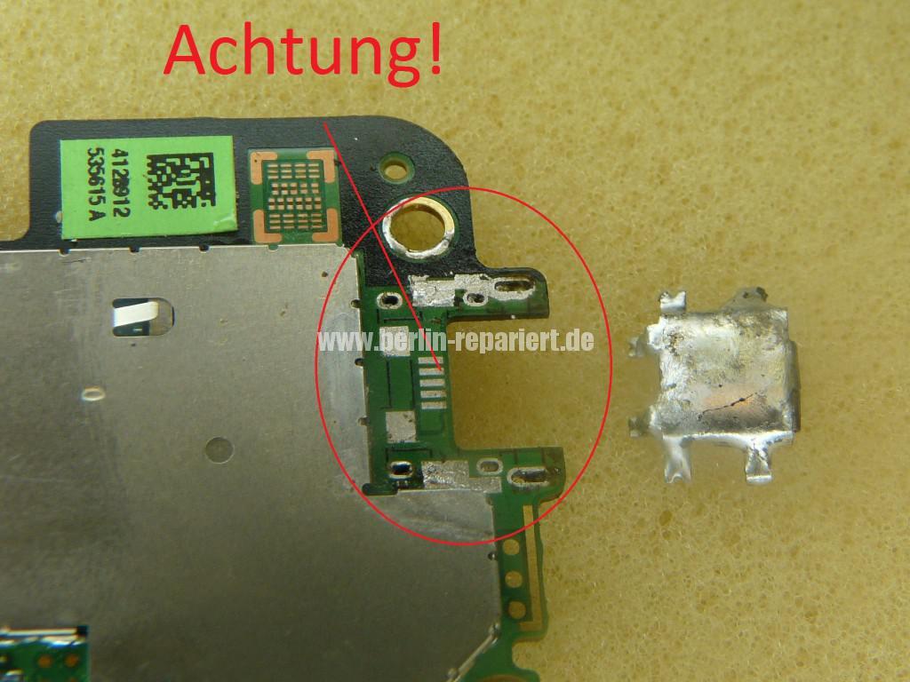 HTC ONE S, USB Defekt (12)