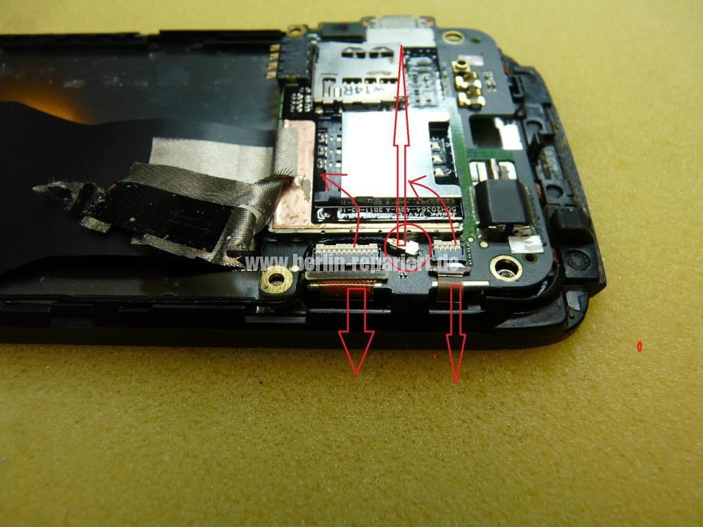 HTC ONE S, USB Defekt (5)
