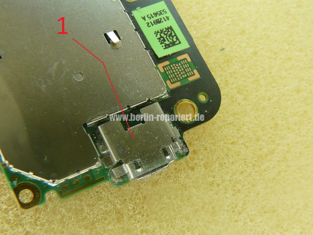 HTC ONE S, USB Defekt (7)