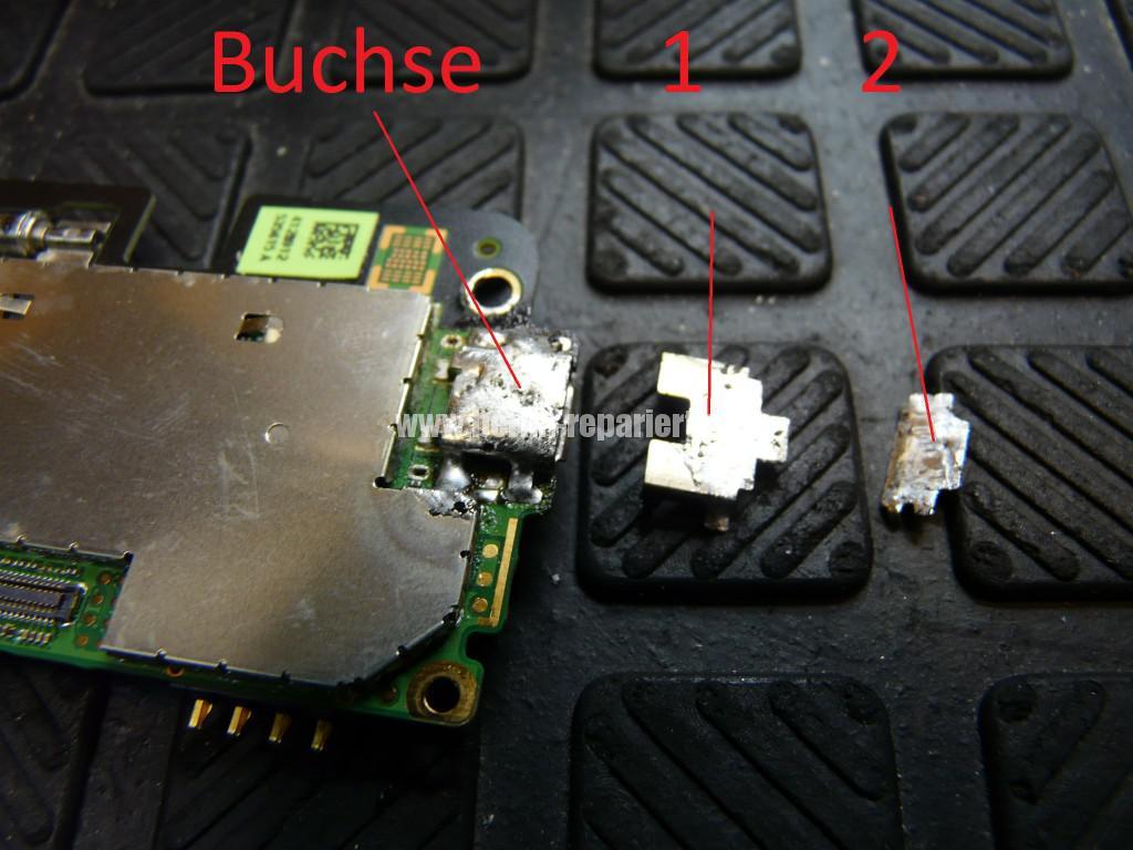 HTC ONE S, USB Defekt (9)