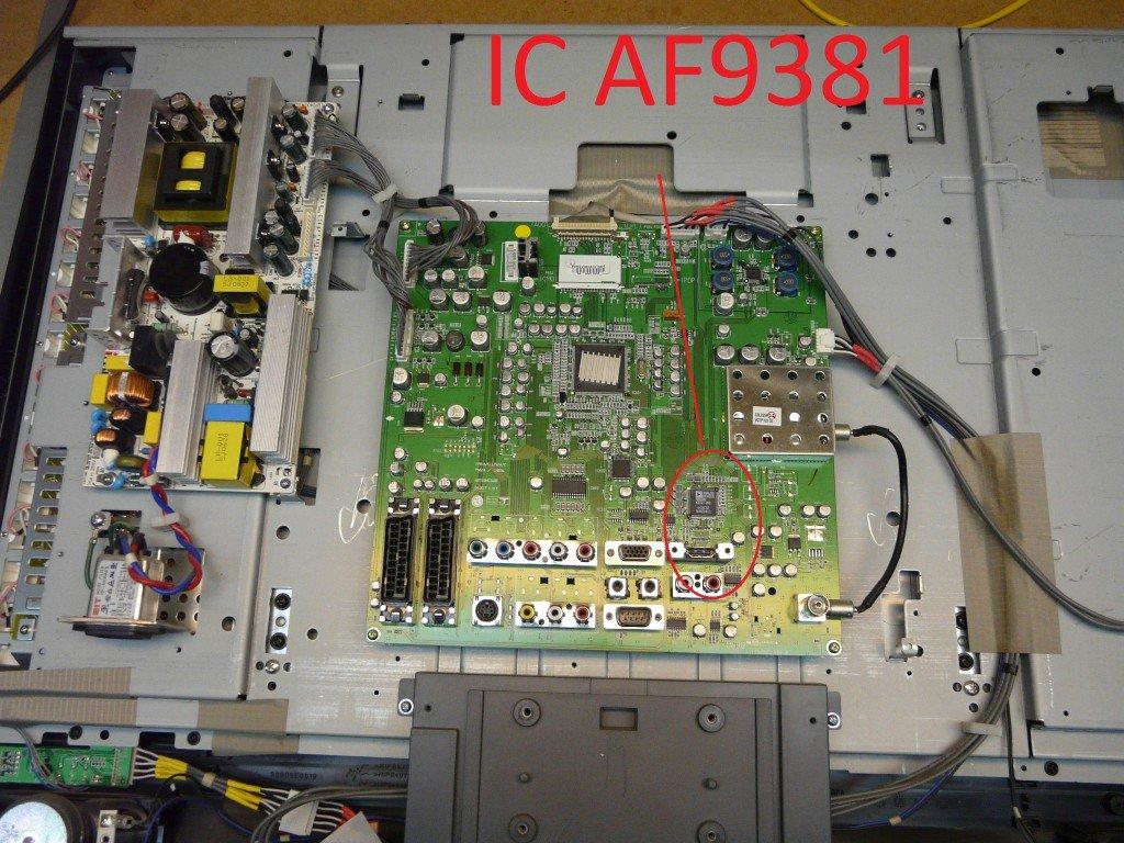 LG 32LC25R HDMI Defekt (3)