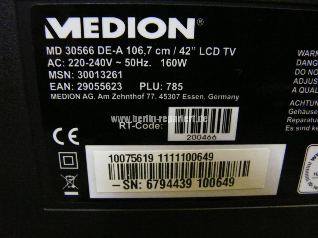 Medion MD 30566, keine Funktion (8)
