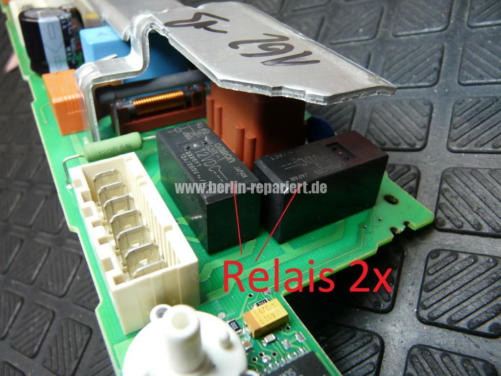 Miele EDPL100, Motor Störung, Motor dreht schnell (6)