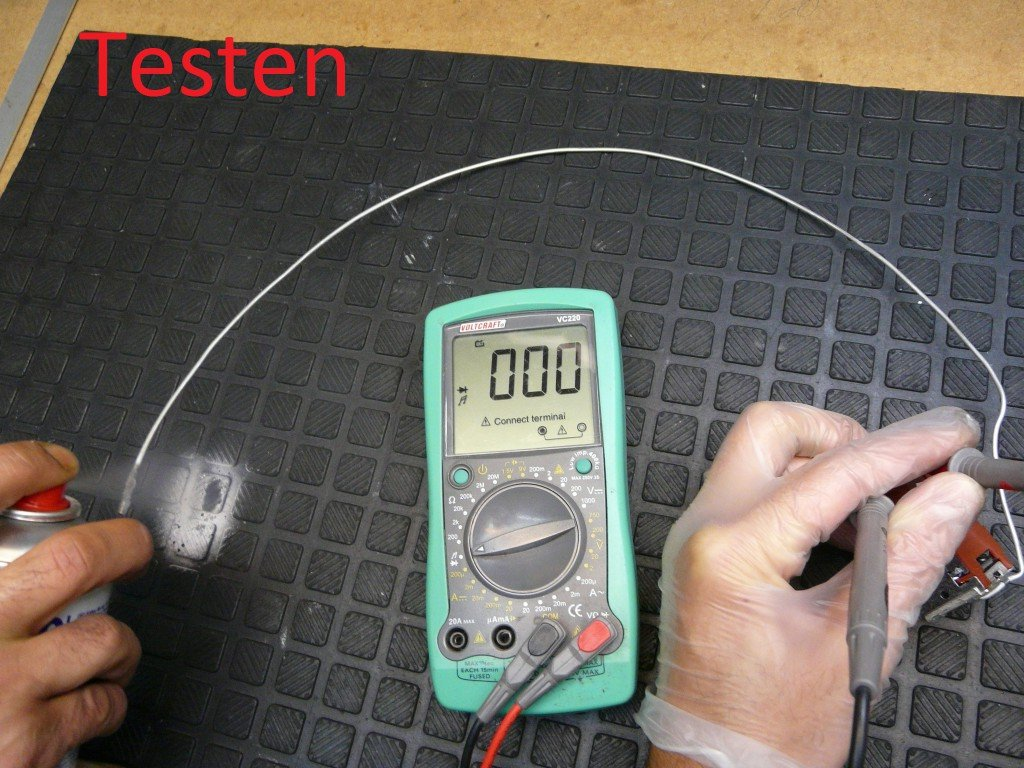 Miele K121 FD8903 kühlt nicht mehr, Thermostat Defekt (7)