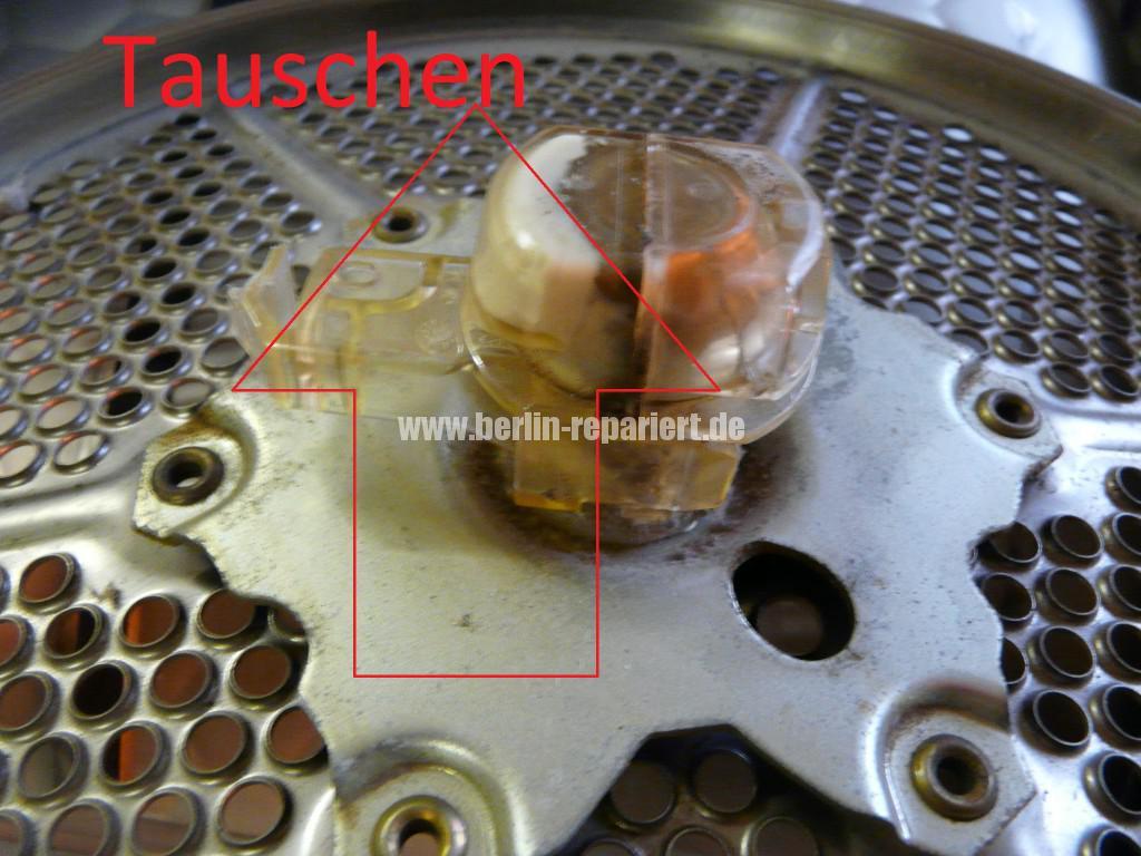 Miele Softtronic T7744C, schleift, Geräusche (11)