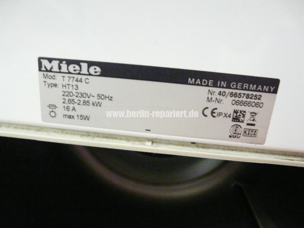 Miele Softtronic T7744C, schleift, Geräusche (8)