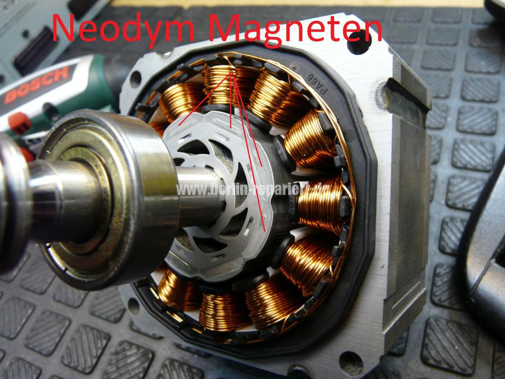 Neodym Magnet Motor