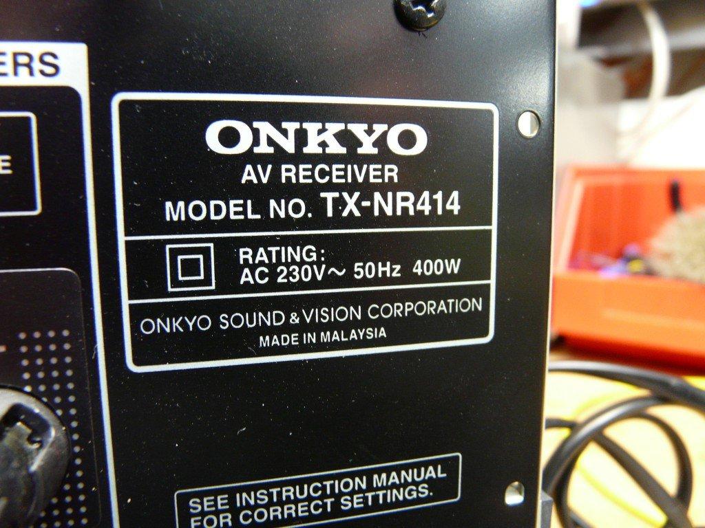 ONKIO TX-NR414 keine funktion (8)