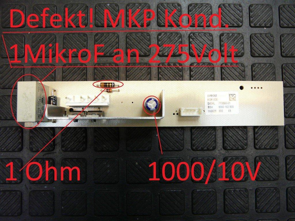 PC Board 00651279 Bosch Siemens, keine Funktion (1)