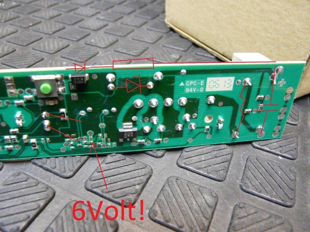 PC Board 00651279 Bosch Siemens, keine Funktion (3)