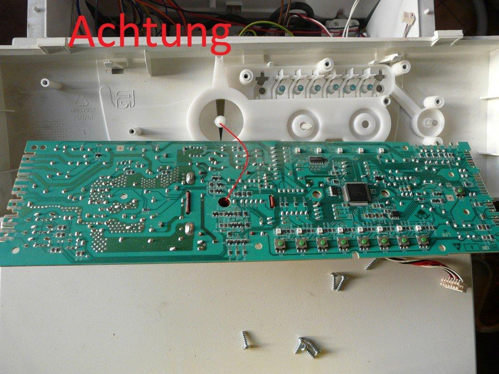 PRIVILEG Compakt 1420 keine funktion (5)