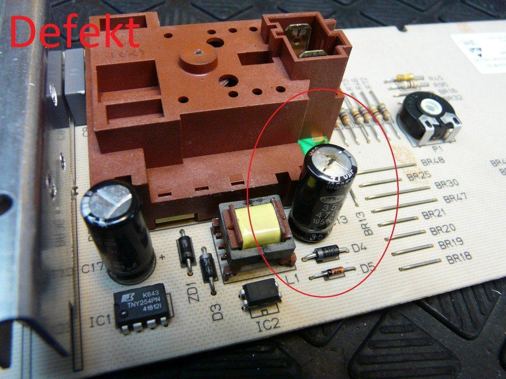 PRIVILEG Compakt 1420 keine funktion (7)