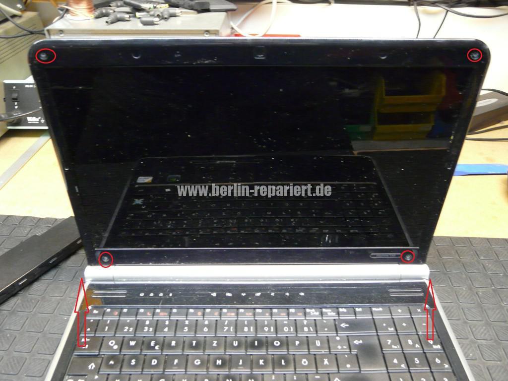 Packard Bell MS2273, Display Defekt (2)