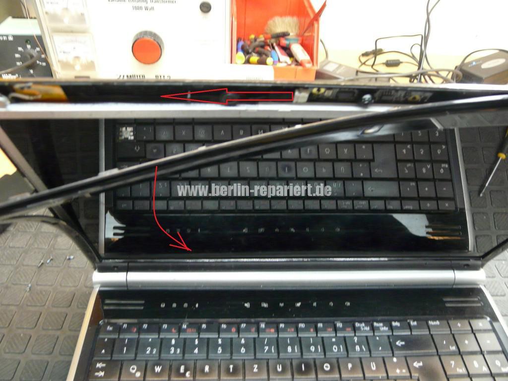 Packard Bell MS2273, Display Defekt (3)