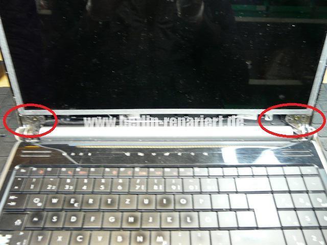 Packard Bell MS2273, Display Defekt (5)